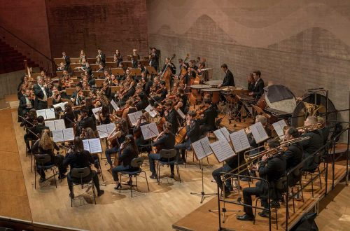Symphonieorchester der Universität Regensburg, Foto: © Uwe Moosburger
