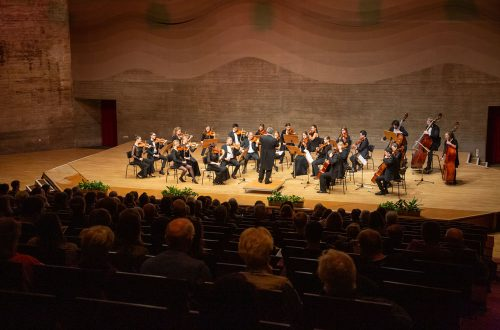Kammerorchester der Universität Regensburg (KUR), Foto: Michaela Schmid