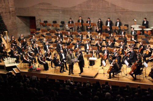 Prof. Dr. David Hiley, Arn Goerke, Symphonieorchester