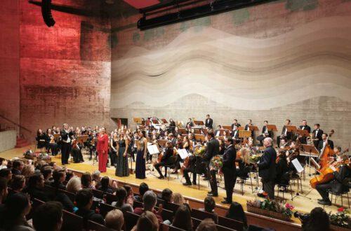 Dorothée Rabsch, Inga-Britt Andersson, Nayun Lea Kim, Symphonieorchester