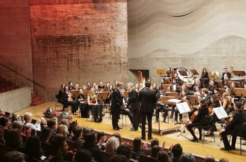 Arn Goerke, Prof. Dr. Helmut Altner, Prof. Dr. Bernhard Weber, Symphonieorchester der Universität Regensburg