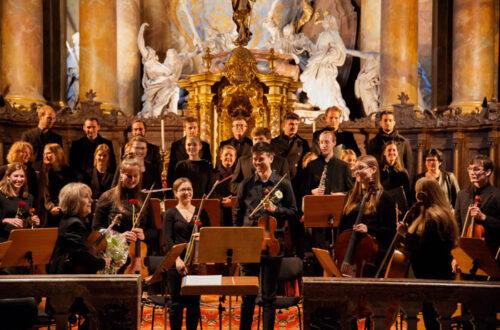 Neuer Kammerchor der HfKM, Barockorchester RUBIO, Foto: Michaela Schmid