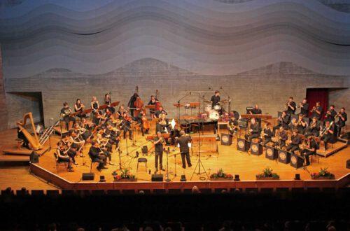 Markus Stockhausen, Symphonieorchester und Jazz Orchester der Universität Regensburg, Arn Goerke
