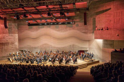 Carolin Löffler, Inga-Britt Andersson, Nayun Lea Kim, Symphonieorchester