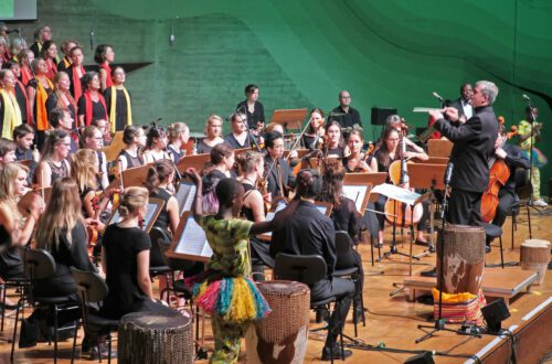 Projektchor, Symphonieorchester, Arn Goerke