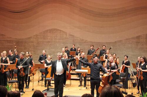 Stefan Shen - Violoncello, Kammerorchester (KUR)