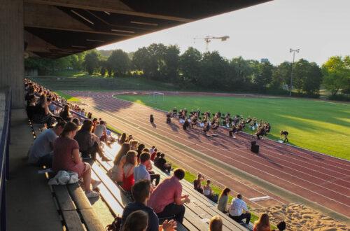 Open-Air-Konzert CampusBlosn