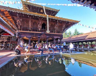 Zu Gast im Nepal Himalaya Park